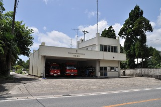 長生郡市広域市町村圏組合消防本部南消防署