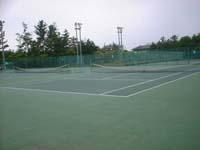 町営テニス場